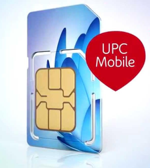 UPC Mobile - Neue Tarife und Aktionen - bis 15.7.2016