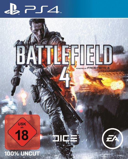 Battlefield 4 (PS4 und XBox One) um 11,89 € - 50% sparen