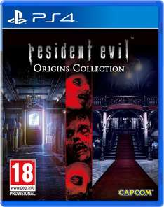 Resident Evil - Origins Collection (PS4, XBox One, PC) um 25 € - 34% sparen