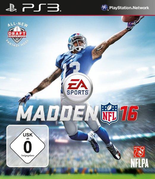 Madden NFL 16 (PS3) um 30 € - 53% sparen
