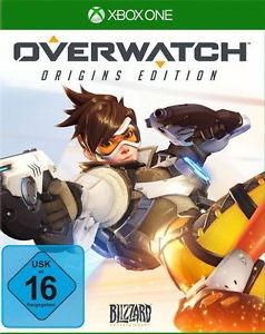 [ebay.at] Overwatch (Xbox One) für 45,90€ - 22% sparen