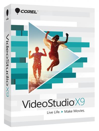 Corel VideoStudio X9 Kostenlos statt 63€ bei DigitalPHOTO