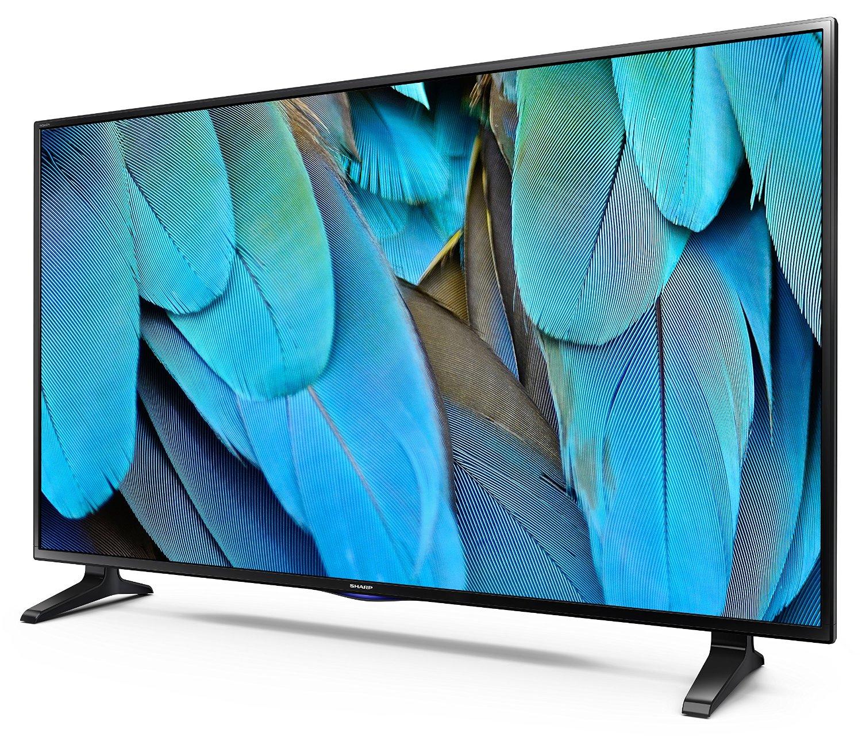 [amazon.de] SHARP 109 cm (43 Zoll) Fernseher (Full HD, Triple Tuner) für 219,99€ - 36% sparen