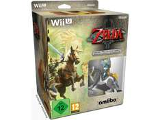 [Saturn.at] Gaming Angebote - zB: Zelda: Twilight Princess HD Limited Edition ( Wii U) für 25€ uvm.