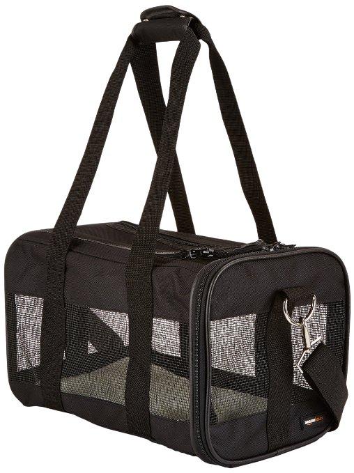 Amazon Plus: Transporttasche für Haustiere (Größe Small) um 4,40 €