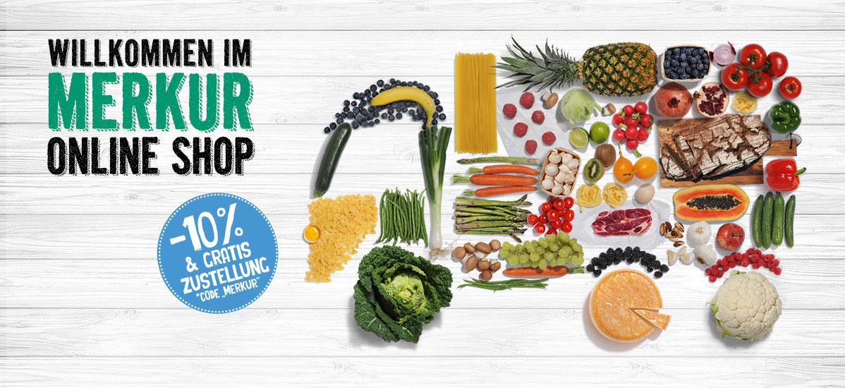 Merkur Online Shop -10% und gratis Lieferung (nur Raum Wien)