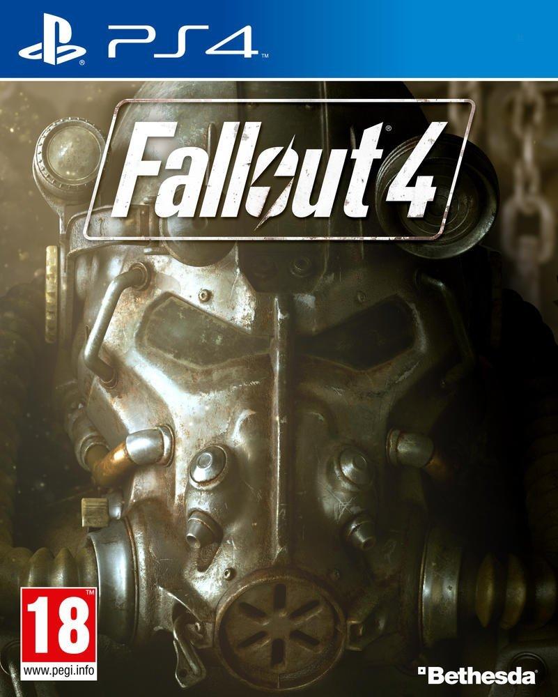 [Amazon.fr] Fallout 4 (PS4) für 18,82€ - 38% sparen