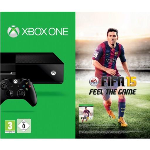 XBox One (500 GB) + FIFA 15 um 199 € - ab 17.6.2016 - 31% sparen