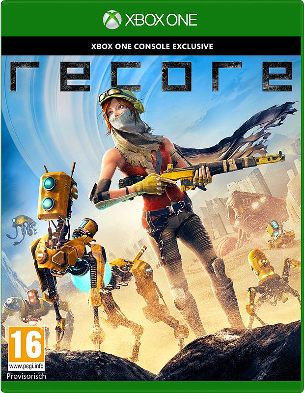 Recore - Xbox One E3 Vorbestellerhit