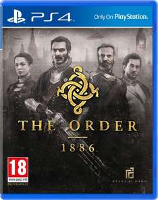 The Order 1886 (PS4) um nur 7,11 € - 72% sparen