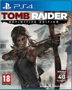 [gameware.at] Tomb Raider: Definitive Edition um €14,90 + €2,99 Versand für PS4