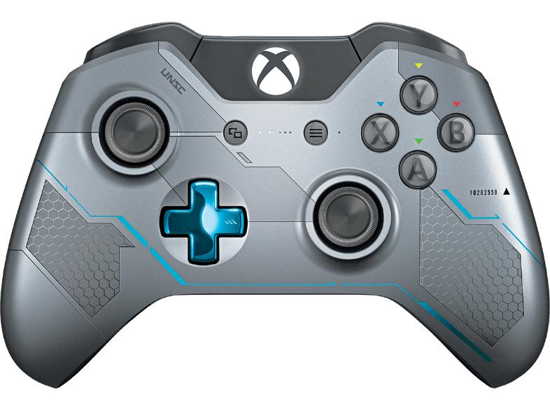 [Mediamarkt]  MICROSOFT Xbox One Wireless Controller - Halo 5 Spartan Locke Limited Edition für 27,-€ Versandkostenfrei