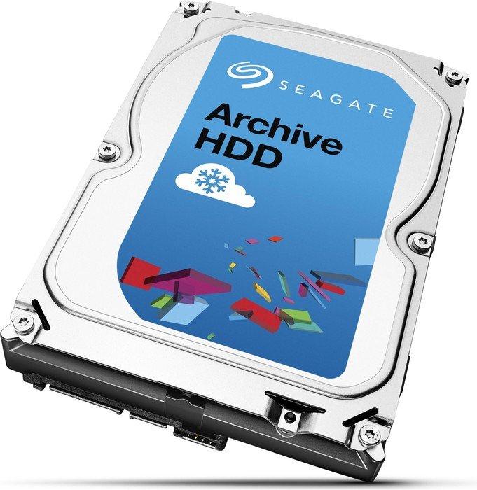 Seagate Archive HDD (5TB, SATA 6) um 139 € - 24% sparen