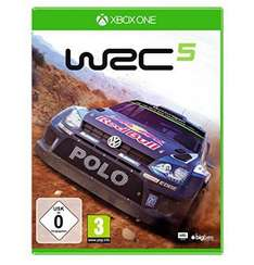 Amazon: WRC 5 (XBox One) um 31 € - statt 61 € -  49% sparen