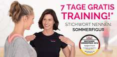 [Mrs.Sporty] 7 Tage gratis Training