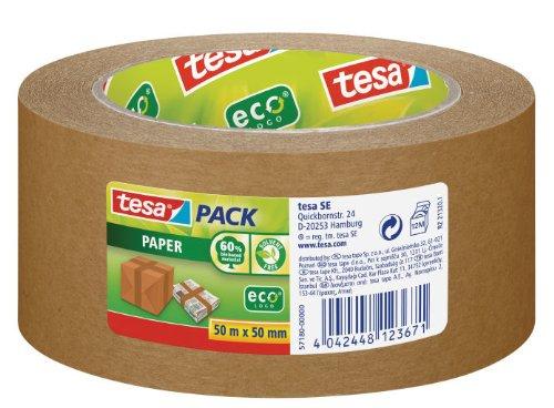 Tesa Packband - 6 Stück (50 mm x 50 m) um 5,28 €