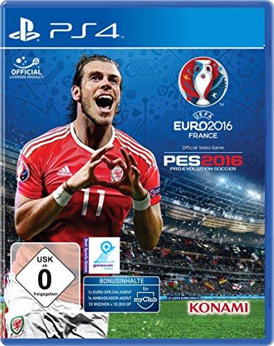 Amazon: Pro Evolution Soccer 2016 + UEFA Euro 2016 um 15 € - 44% sparen