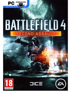 Origin: Battlefield 4 Second Assault GRATIS - 14 € sparen