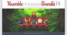 [Humble Bundle] Humble PC & Android Bundle