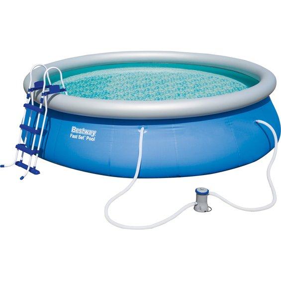 [Obi] Bestway Fast Set Pool 457 x 107 cm für 169,99€ - 15% Ersparnis