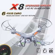 [Gearbest] 31.35€ BAYANGTOYS X8 X8HG RC Quadcopter  -  WHITE