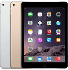 Apple iPad Air 2 (16 GB, alle Farben) um 359 € - Bestpreis