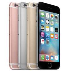 Apple iPhone 6S (128 GB) um 799 € (Ö-Bestpreis)