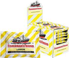 [amazon.de] Fisherman's Friend Lemon 24x 25g für 12,26€