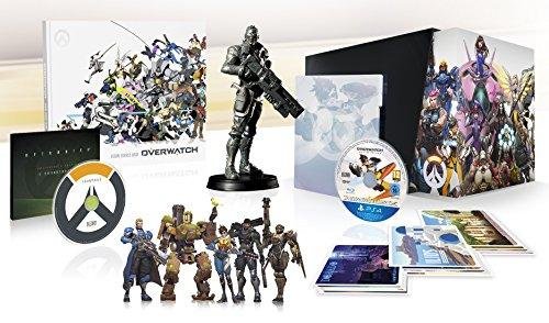 [amazon.de] Overwatch - Collector's Edition - (PlayStation 4) für 89,97€ - 26% sparen