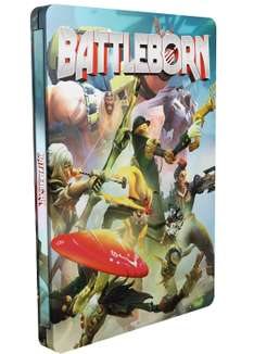 Amazon: Battleborn - Steelbook Edition (PlayStation 4 / Xbox One) für 9,97€