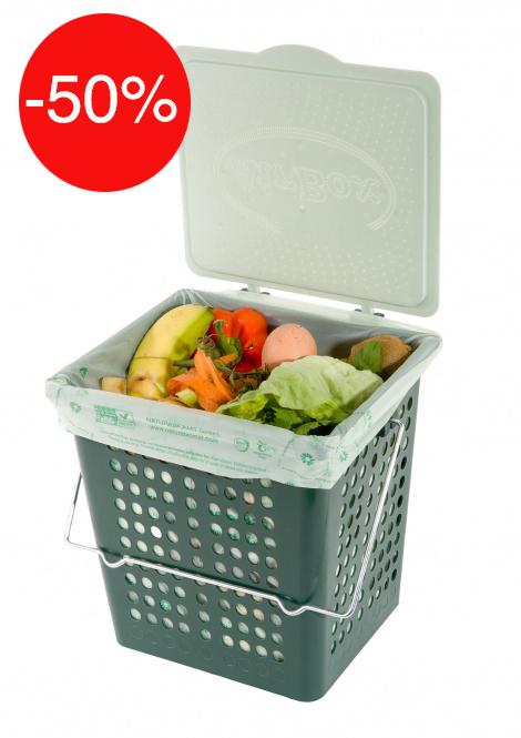 - 50% auf AirBox® Single (inkl. 75 Bioabfallbeutel ohne Henkel)