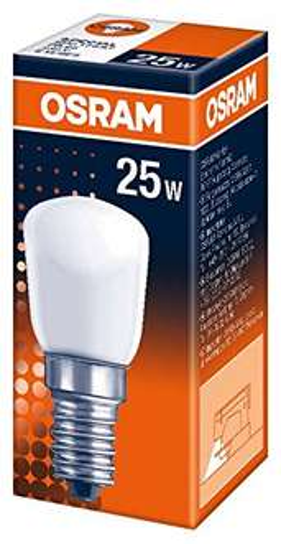 [Amazon Plus Produkt] OSRAM Nähmaschinen-/Kühlschrank Lampe E14/Special T/25W für 0,75 EUR