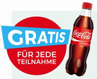 Merkur: 0,5l Coca Cola, Fanta, Sprite - GRATIS