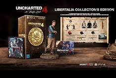 [Amazon.de] Uncharted 4: A Thief's End - Libertalia Collector's Edition - (PlayStation 4) für 79,99€ - 33% sparen