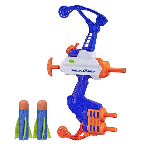 [Amazon Prime] Hasbro Supersoaker B4440EU4 - Super Soaker Tidal Torpedo Bogen, Wasserpistole für 6,46€