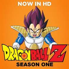 [Microsoft US Store] Dragon Ball Z - Season 1 HD kostenlos