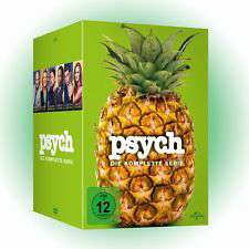 Psych komplette Serie für 35€