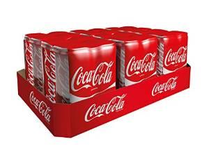Coca-Cola 24er Pack (nur 0,36€ pro Dose)