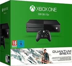 [Amazon.de][Prime Day] Xbox One 500GB Konsole - Bundle inkl. Quantum Break und Alan Wake für 199€
