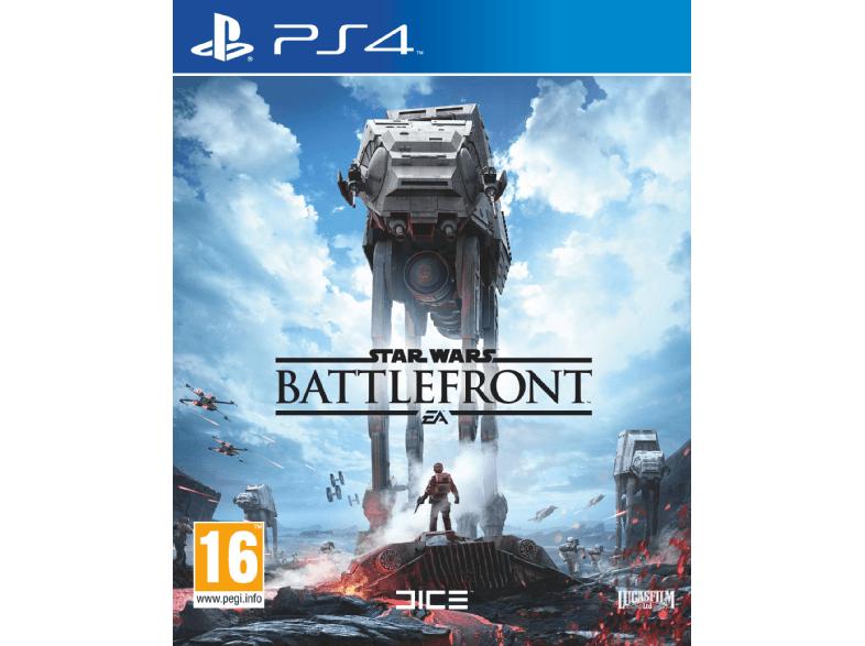 [Saturn.at] Star Wars Battlefront PS4 für 17,99€ - 40% sparen