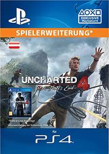 [Amazon.de][Prime Day] PREISFEHLER!! Uncharted 4: A Thief's End Forscher-Paket [Spielerweiterung] für 4,99€ - 80% sparen