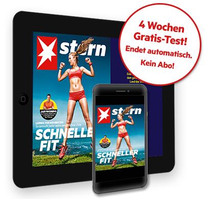 [Stern] Stern-DIGITAL - 4 Ausgaben gratis testen - endet automatisch