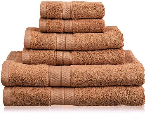 Amazon: 6 Handtücher um nur 12 € - statt 50 €