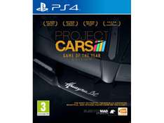 Saturn: Project CARS - Game of the Year Edition für €27,- versandkostenfrei!