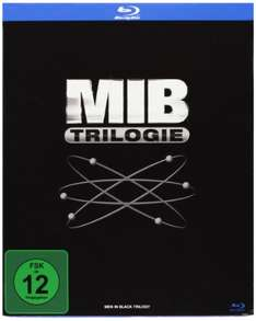 [amazon Prime] Men in Black 1-3 - Box [Blu-ray] für 10,97 EUR