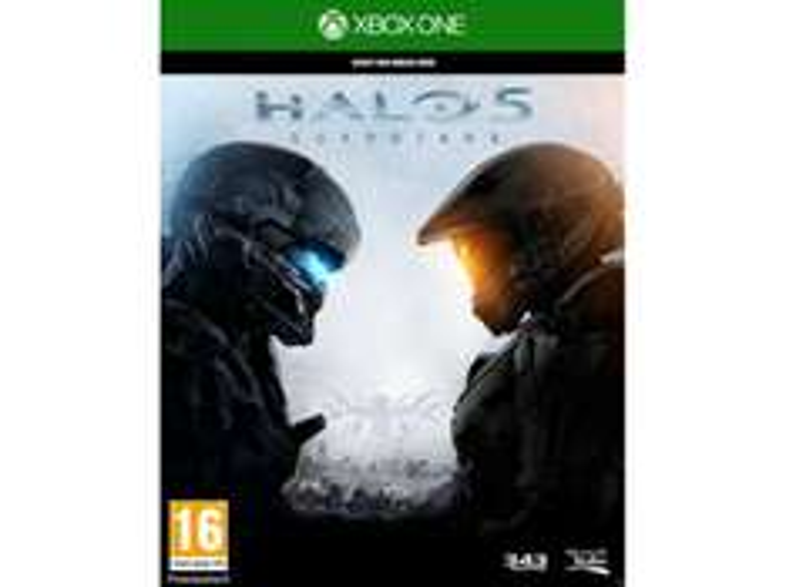 [Saturn] Halo 5: Guardians (Xbox One) für 18€ versandkostenfrei