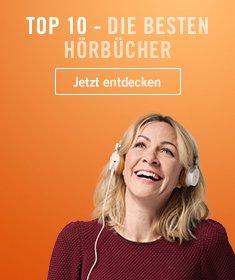 Audible: 6 Hörbücher gratis für Kunden mit Probeabo - nur bis zum 31. Juli