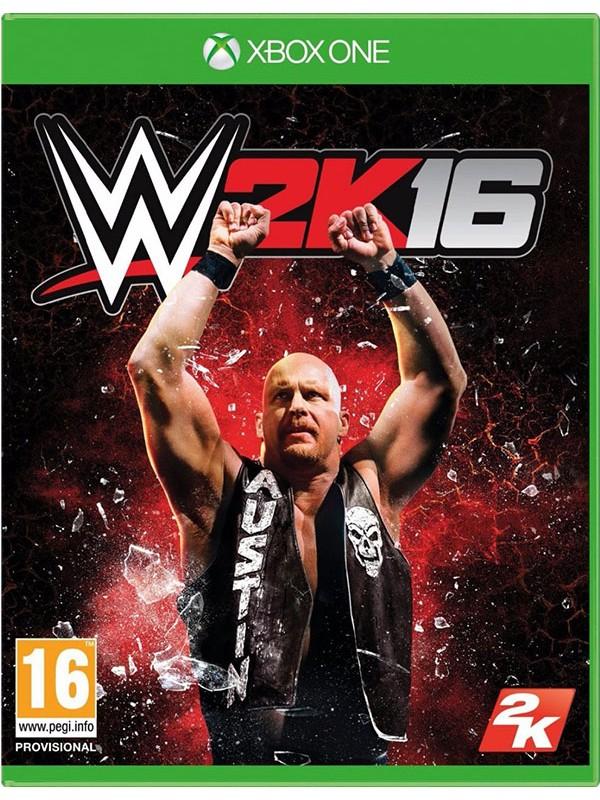 WWE 2K16 UM 14,99@Amazon.de