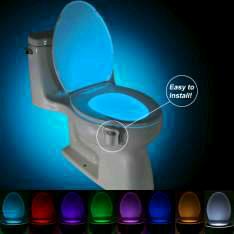 [PERFEKT FÜRS GÄSTEKLO] (GB) Toilettenlicht 5,68 €