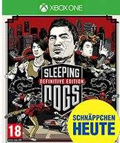 [gameware.at]XONE - Sleeping Dogs Definitive Special Edition für €12,- + €2,99 Versandkosten